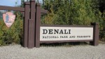 Denali National Park Entrance