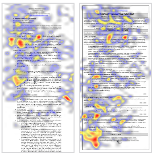 what recruiters see in resume