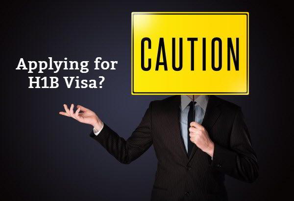 h1b visa 2016 warning