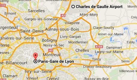 Tips to travel to aix en provence flights train taxi for Train paris salon de provence