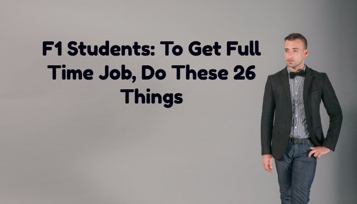 f1 visa jobs