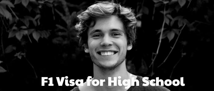 f1 visa for high school interview experience