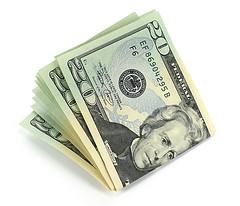 20 US Dollars