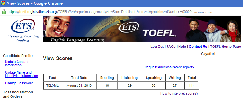 toefl essay high score The range is due to the fact that the essays have to be reported average toefl scores at the based test and 120 for toefl ibt highest toefl score.