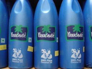 parachute coconut oil hair loss