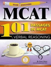 best book for mcat verbal reasoning