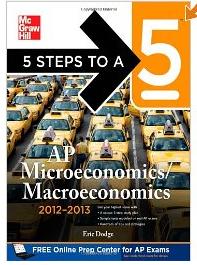 ap microeconomics macroeconomics review book