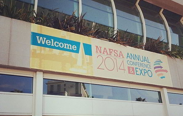 NAFSA14 convention center