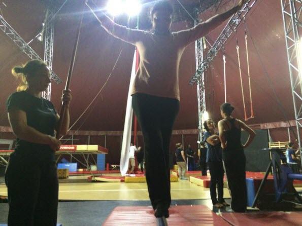 circus class
