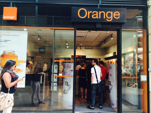 orange mobile store aix en provence