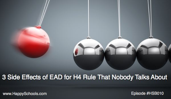 Impact of EAD for H4 Work Permit rule