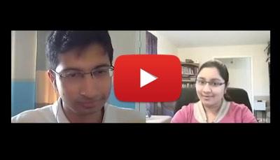 deepthi interview