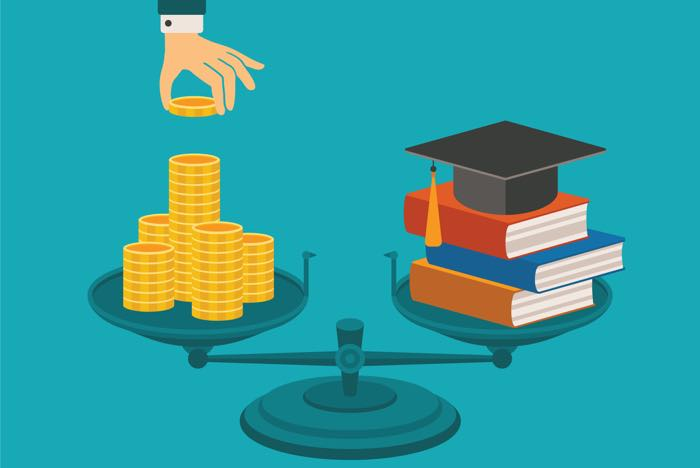 How Much Should You Spend for College Degree:  $57,000 or $35,000. Take a Guess.