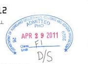 f1 visa i94 d/s