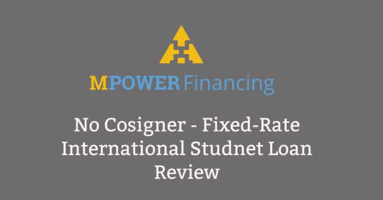 #1 Reason to Use MPower Financing International Student Loans and Reviews