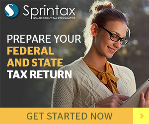 f visa taxes sprint tax
