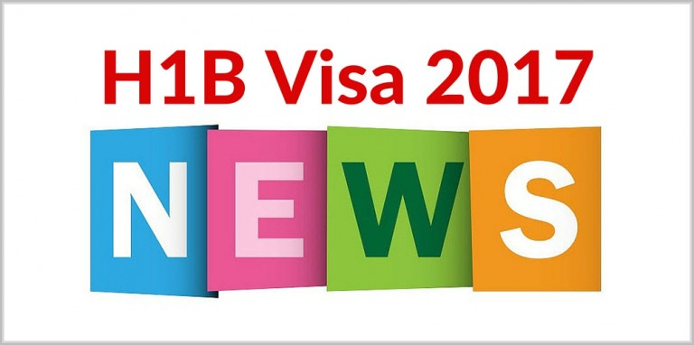 Get H1B Visa 2017  Updates, Cap Count, Latest News from USCIS