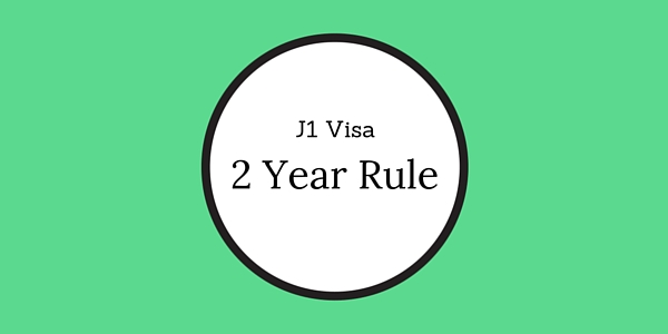 J1 to H1B or J1 to F1 to H1B Visa and 2 Year Residency Requirements