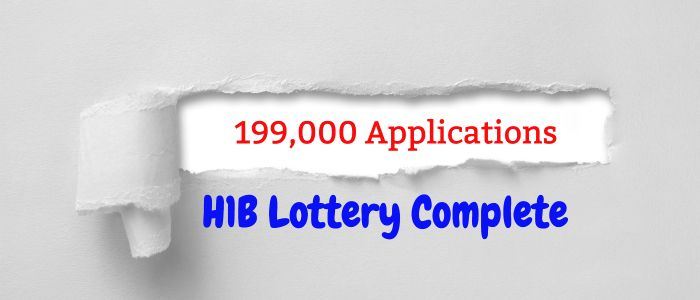 H1B Visa 2018 Lottery Results are OUT - Did You Get Selected?