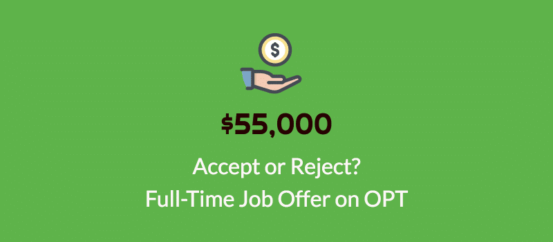 OPT Jobs Salary Full-Time Job