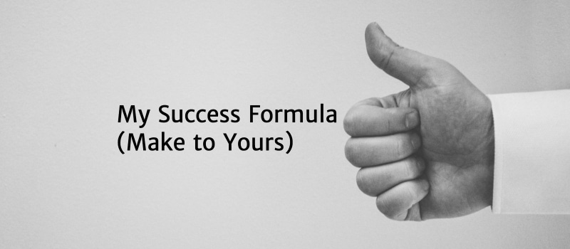 success formula students