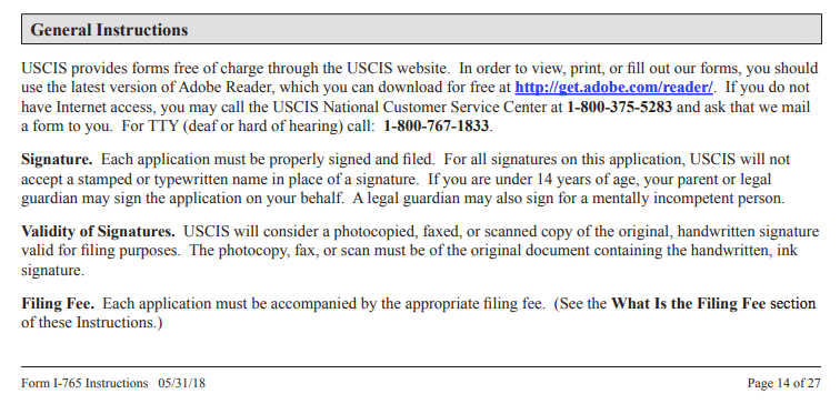 i-756 photocopy form