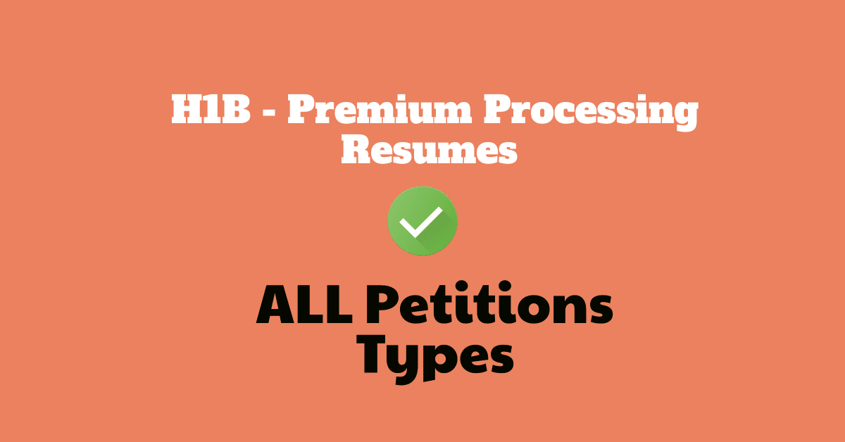 h1b premium resume all petitions