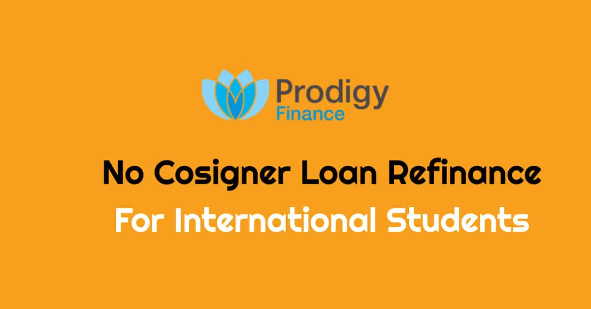 f1 visa international student loans without cosigner