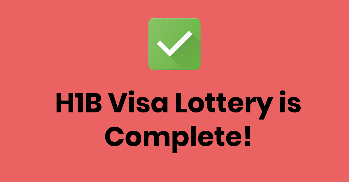 h1b visa lottery results 2021