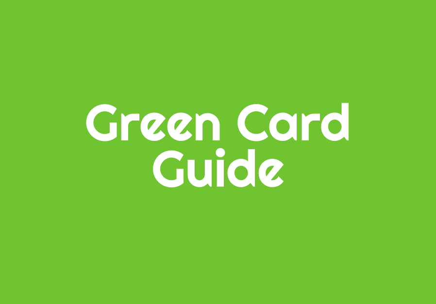green card guide usa